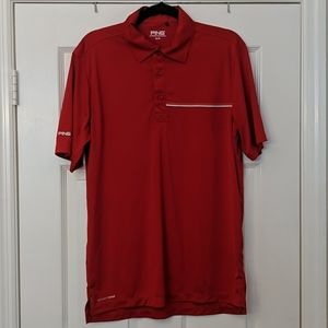 Men's PING SensorCool Golf Polo Shirt